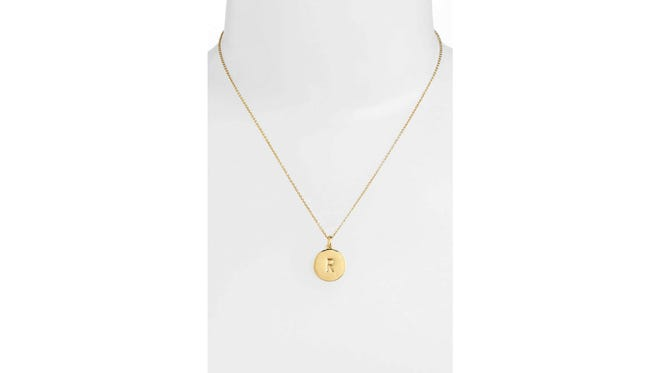 Best gifts for women: Kate Spade Pendant Necklace
