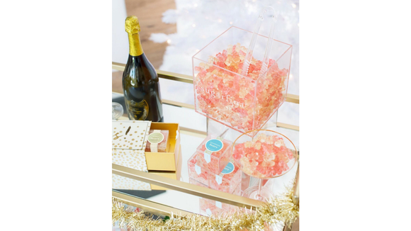 Best gifts for women 2019: Sugarfina Rosé All Day Bears