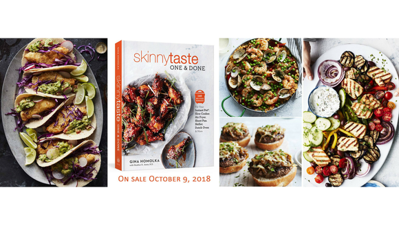 Best gifts for women 2019: Skinnytaste Cookbook