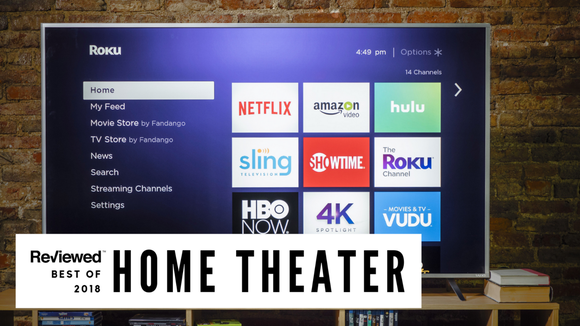 The best electronics of 2018: TV and home theater