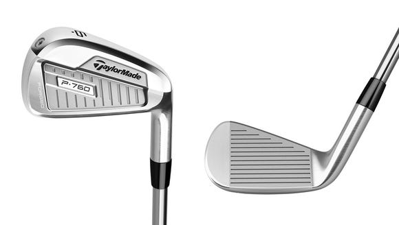 Best Gifts for Golfers 2018: TaylorMade P760 Irons (Photo: TaylorMade)