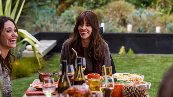 """Emmy Rossum and Hilary Swank star in """"You're Not You."""""""