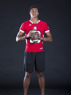 Paradise Valley quarterback Daniel Bridge-Gadd is azcentral sports' Big Schools Player of the Year for 2015.