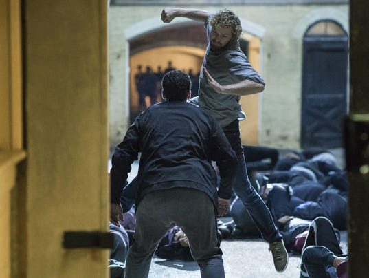 Iron Fist still