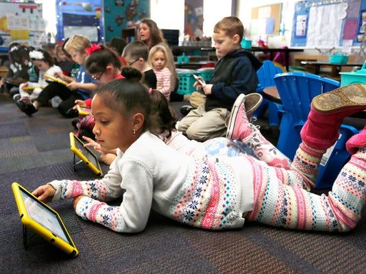 LAF A day in Kindergarten in Lafayette, Indiana