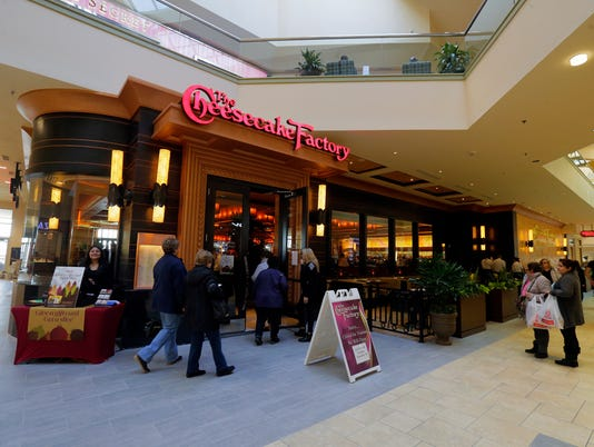 MOR 1216 Cheesecake Factory opening
