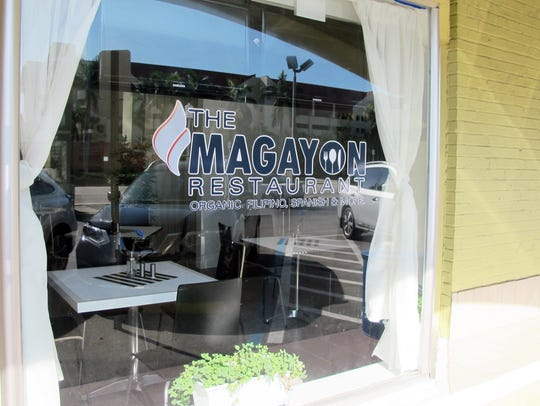 The Magayon Restaurant serves Filipino cuisine in Trinity
