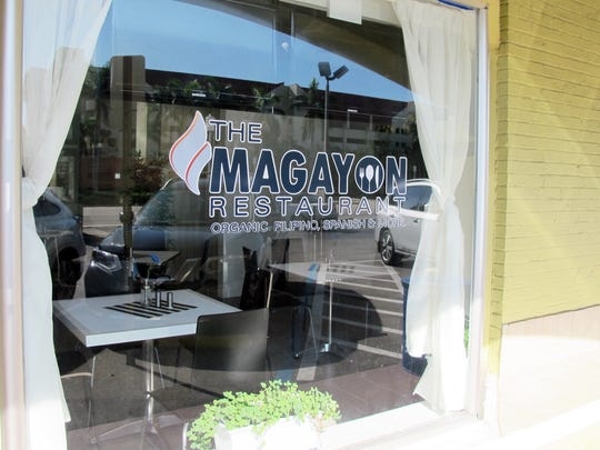 The Magayon Restaurant serves Filipino cuisine in Trinity Plaza on U.S. 41 at Third Avenue North in Naples.