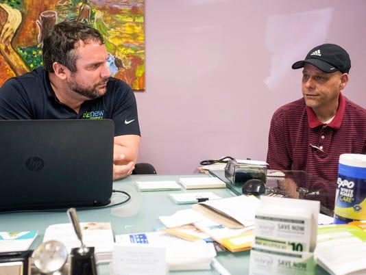 Louisville doctor Charles Noplis Renew Recovery