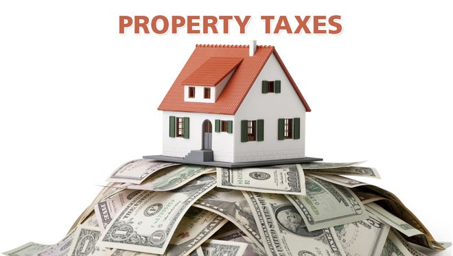 webkey property taxes