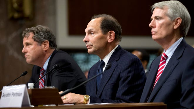 Bob McDonald won unanimous backing Wednesday from the  Senate Veterans' Affairs Committee to head up the Department of Veterans Affairs. Full Senate confirmation is expected.