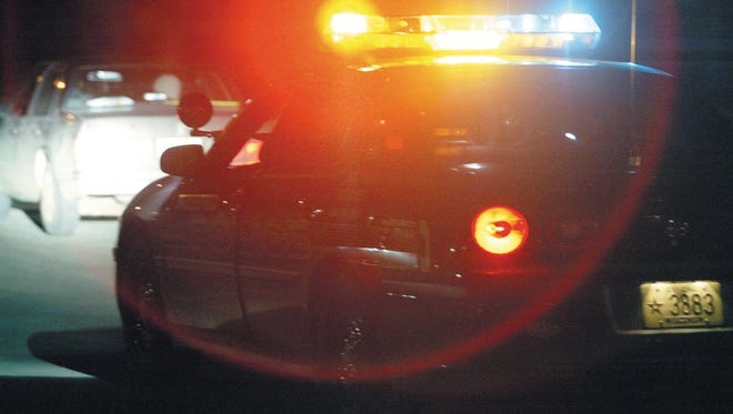 Two vehicles collided in rural Sheboygan County on Monday, Aug. 31.