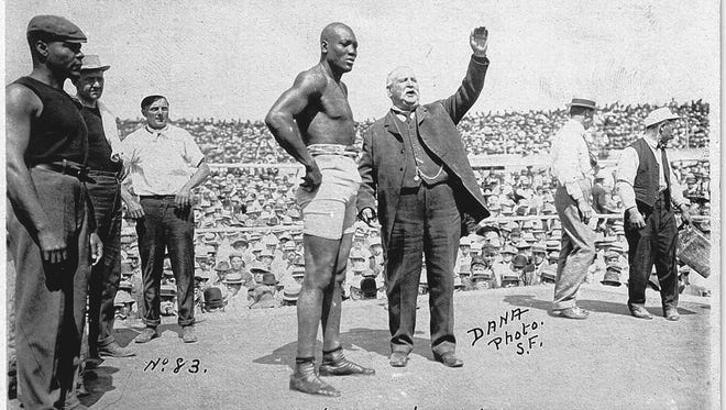 Jack Johnson's win over Jim Jeffries in Reno in 1910 was one of Nevada's best sports moments ever.