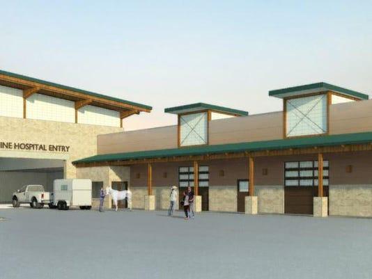 CSU_equine_hospital