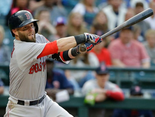 Dustin Pedroia is among a handful of major leaguers