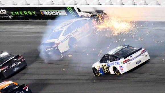 USP NASCAR: DAYTONA 500 S NAS USA FL