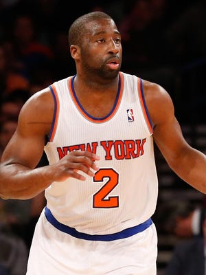 """Raymond Felton said that his arrest is """"not a distraction,"""" to the Knicks."""