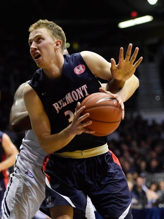 NCAA Basketball: Belmont at Butler
