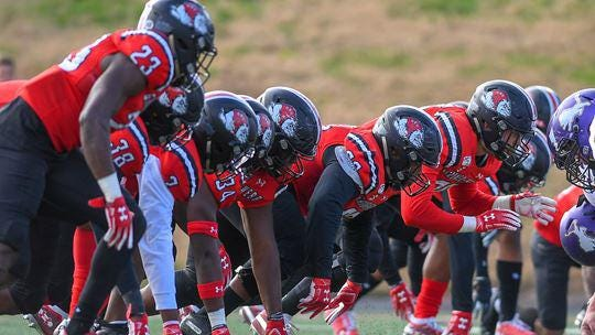 Gardner-Webb football players may not be competing right now, but they're finding ways to form a team off the field.