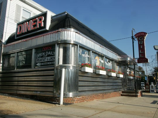 The classic look of Tony's Freehold Grill in Freehold.