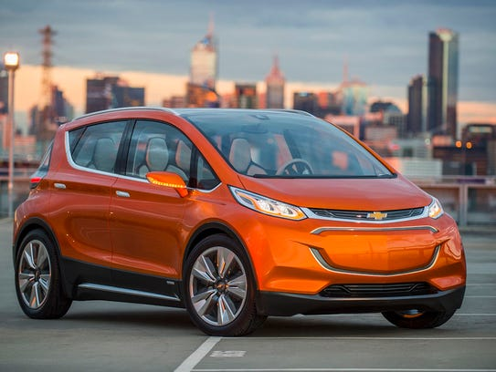 Chevrolet Bolt – Chevrolet hopes to take electric cars