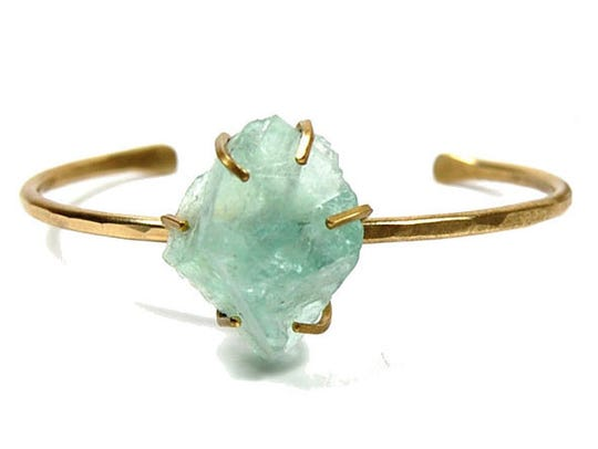 Luna Rayne's Harper Cuff ring for $42.