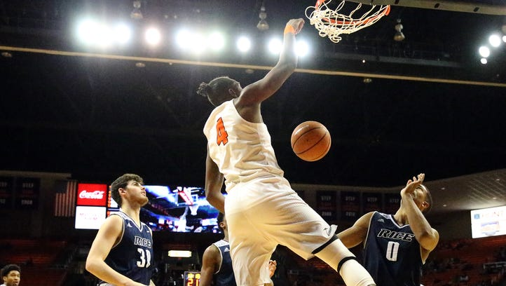 UTEP, Rice battle for final Conference USA basketball tournament berth