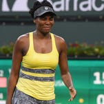 Venus Williams knocked out of BNP Paribas Open
