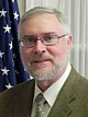 Franklin County Commissioner Robert Thomas