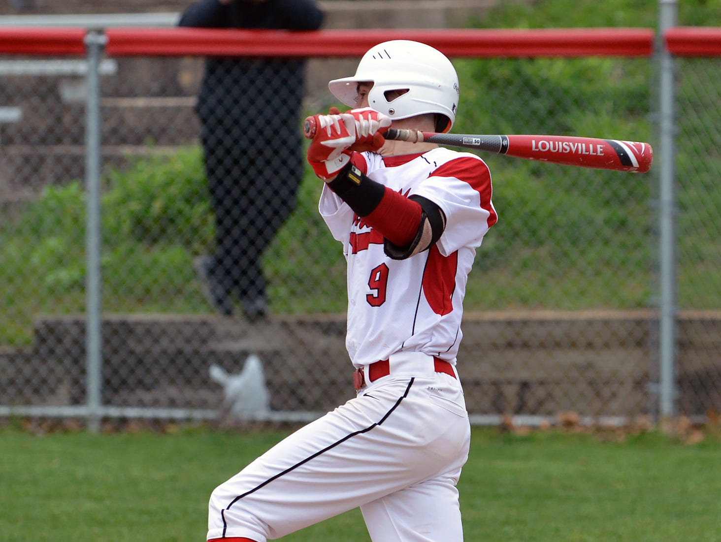 Marshall's Drew Devine will play in the high school baseball All-Star Game at Comerica Park on Wednesday.
