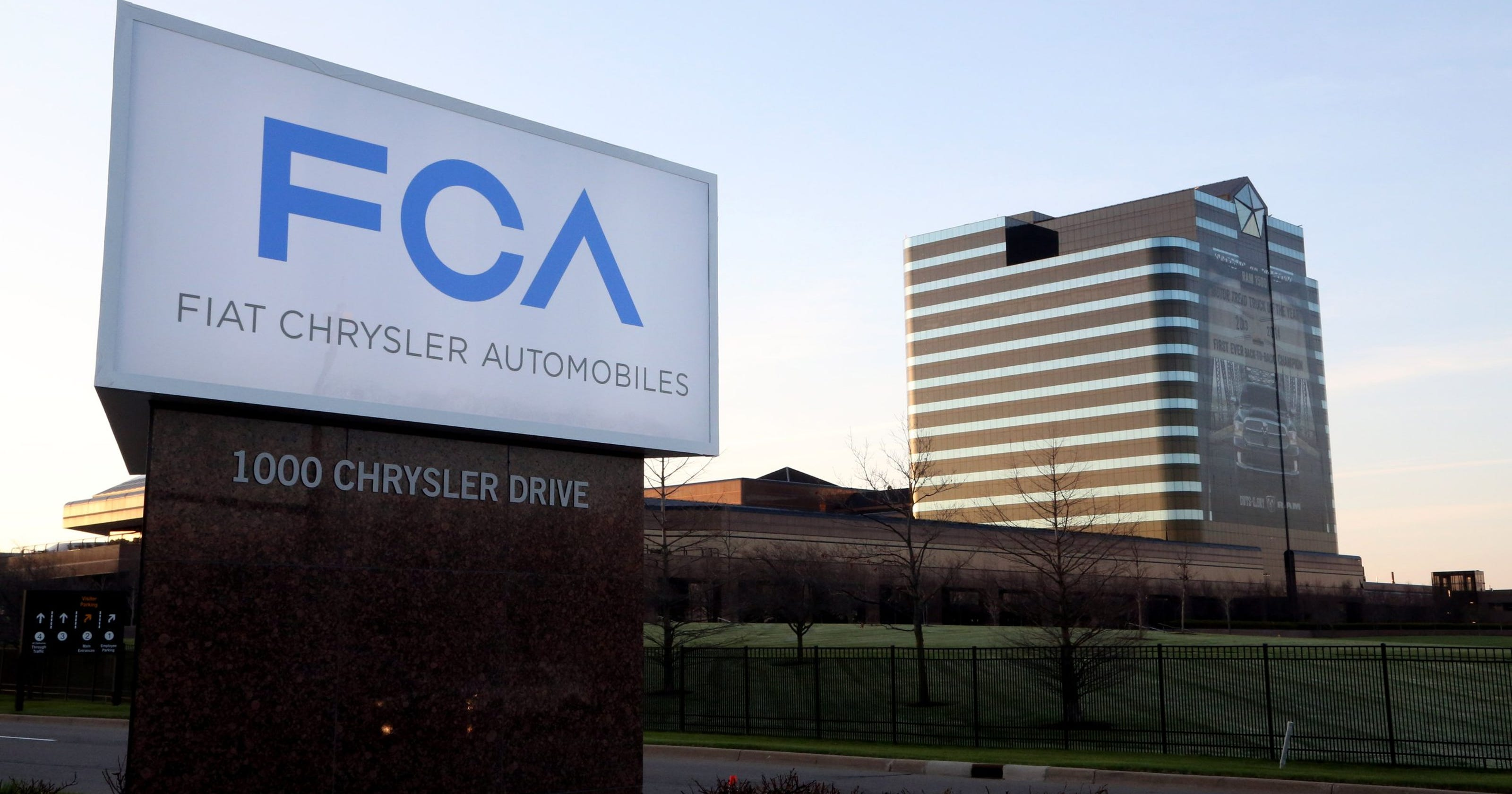 Chrysler Group Name Is History As Change To Fca Us Is Complete