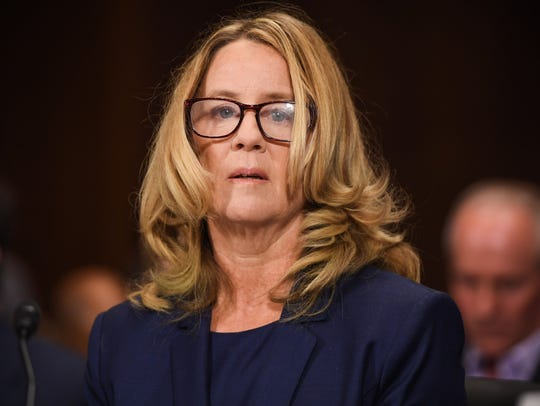 Christine Blasey Ford, the woman accusing Supreme Court