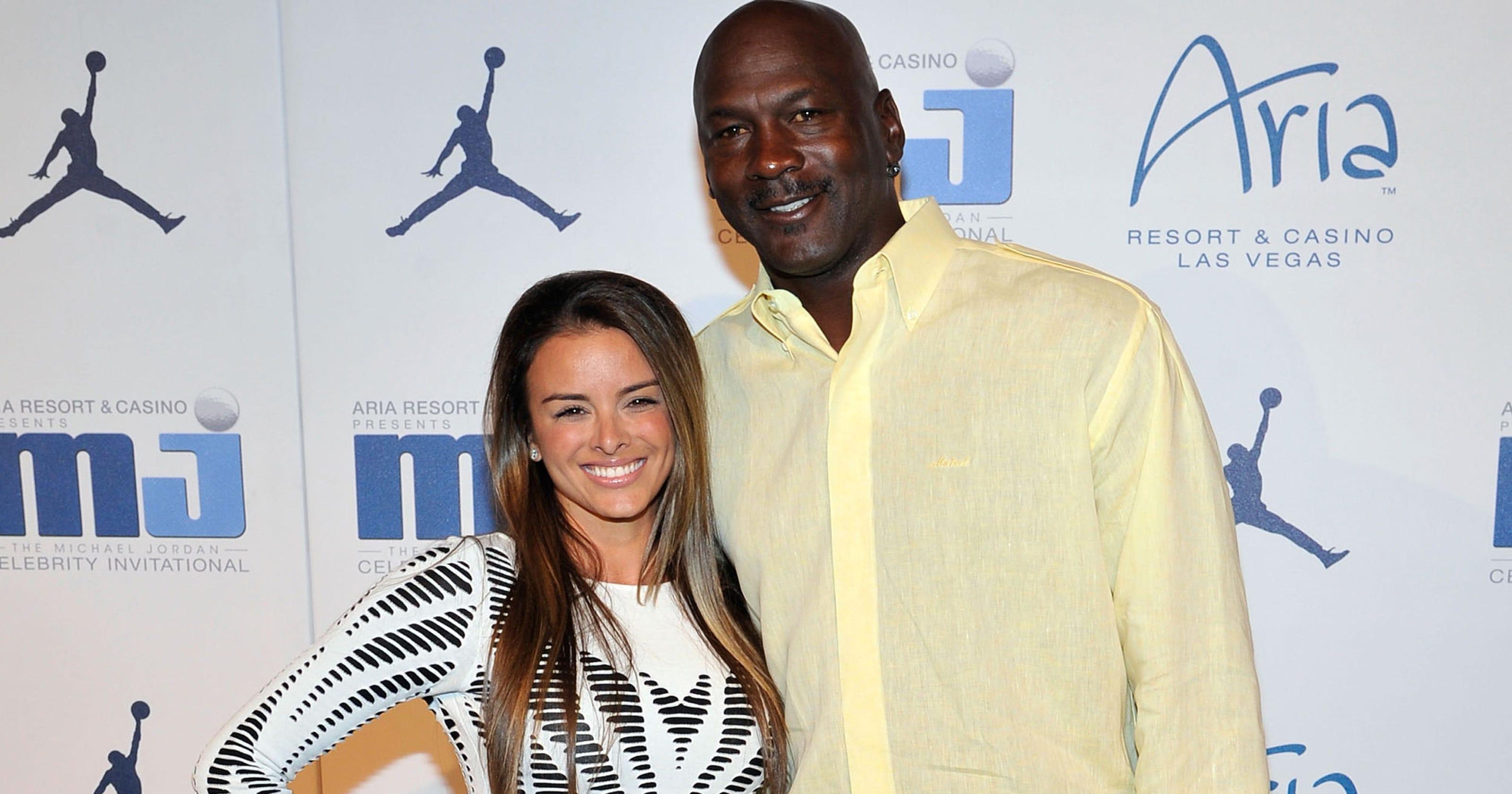Michael Jordan Wife Welcome Twins