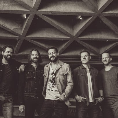 Country band Old Dominion finds a happy ending with sophomore album