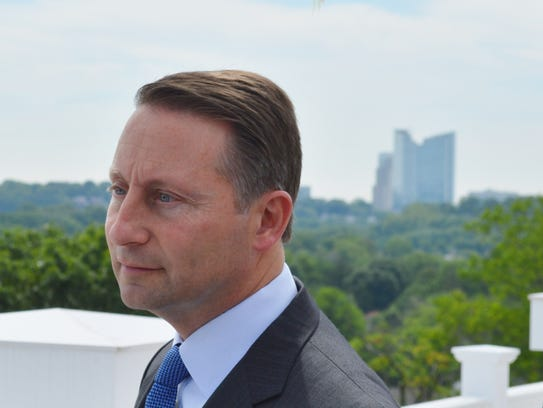 Former Westchester County Executive Rob Astorino's
