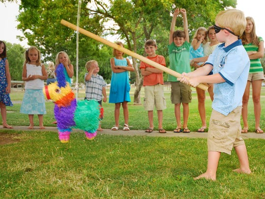 Planning an outdoor party? Make sure you have a plan