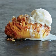 The Hot Dish: Baked hasselback apples
