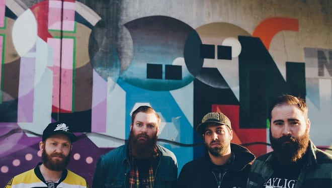 Four Year Strong will perform at Fusion Shows' seventh birthday show on Jan. 9 at the Crofoot Ballroom in Pontiac.