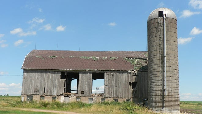 Rural Wisconsin is the home of thousands of former dairy barns. The reasons why are many.