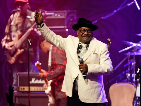 George Clinton will perform on May 6 at the Vogue.