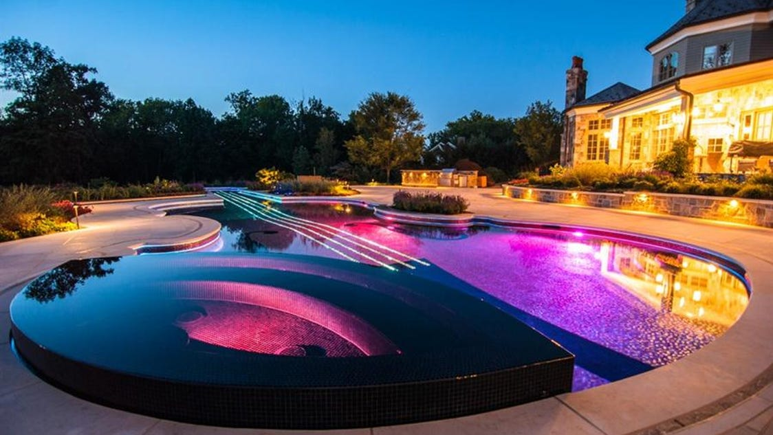 Bedford 39 S Violin Pool And Other Cool Pools In Westchester Rockland