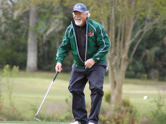Crawfordville's Broward Sapp is a mainstay on the Capital City Senior Games leaderboard and won the gold medal in the 60-64 age group with the overall lowest score of 75.