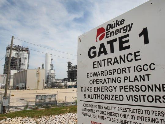 Duke Energy's new $3.5 billion coal-gasification plant