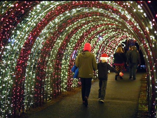 Christmas in the Garden: Enter a charming winter wonderland and find yourself surrounded by live music, artisan vendors, ice skating, snowless tubing, one million lights and plenty of holiday cheer, through Dec. 31, Oregon Garden Resort, 895 W Main St., Silverton. Hours, activities and pricing varies by date. www.christmasinthegarden.com or 503-874-2539.