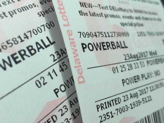 Powerball hopefuls