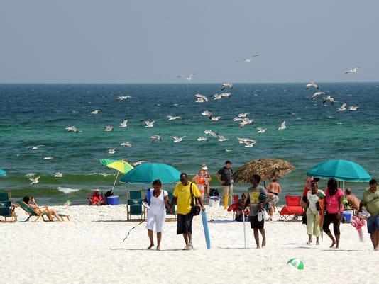 Travel Gulf Oil Spill Florida Tourism