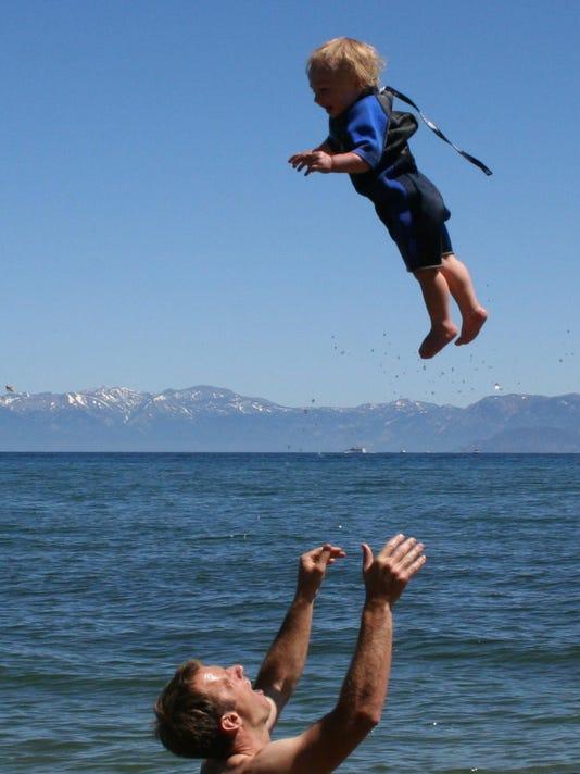 Tahoe Dad Column Photo