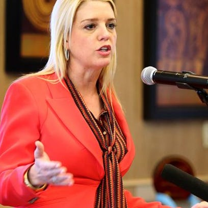 Attorney General Pam Bondi's office has filed motions to intervene in lawsuits filed by gay couples in circuit courts.