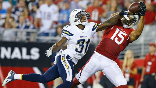 How much speed did Cardinals WR Michael Floyd generate on this play? Answers coming to a TV near you soon.