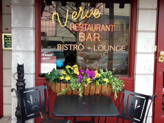 Verve Restaurant opened in Somerville in 1996.